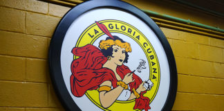 La Gloria Cubana New Logo