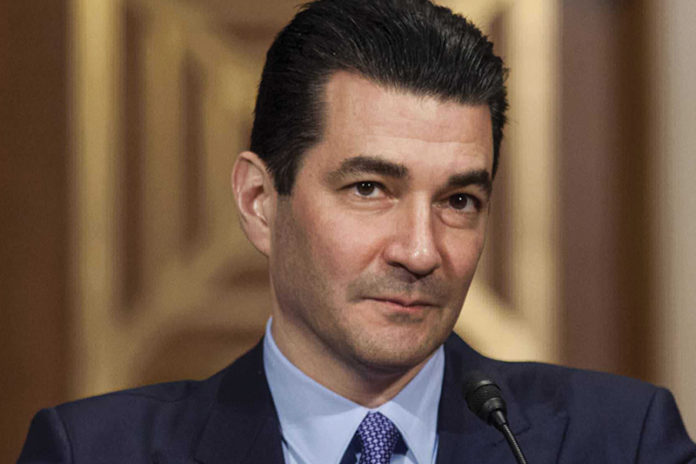 FDA Commissioner Scott Gottlieb Resigns