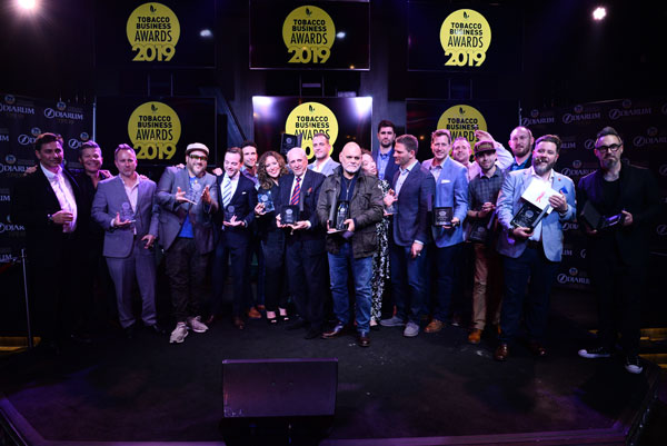 Tobacco Business Awards 2019 Winners