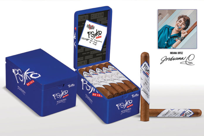 Ventura Cigar Company Announces PSyKo SEVEN Nicaragua