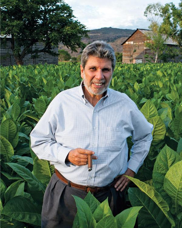 Eduardo Fernandez, Aganorsa Leaf