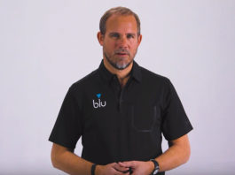 Richard Hill, CEO of blu
