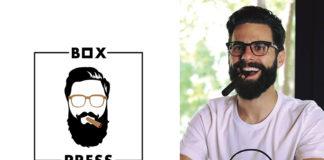 Rob Gagner, Boveda's Box Press Podcast