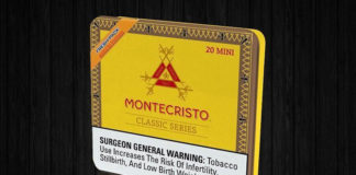 Montecristo Cigars Announces Montecristo Classic Mini Cigarillo