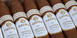 Plasencia Cigars and Davidoff Team Up for Exclusive Belicoso Cigar