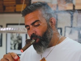 Willy Herrera, Drew Estate Master Blender