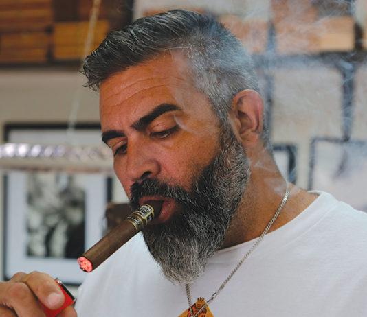 Willy Herrera, Drew Estate Master Blender