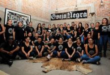 Black Label Trading Company Oveja Negra Staff