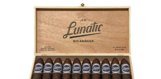 Aganorsa Leaf to Release JFR Lunatic Loco at IPCPR 2019