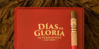 AJ Fernandez Cigar Co. Releasing Días De Gloria at IPCPR 2019
