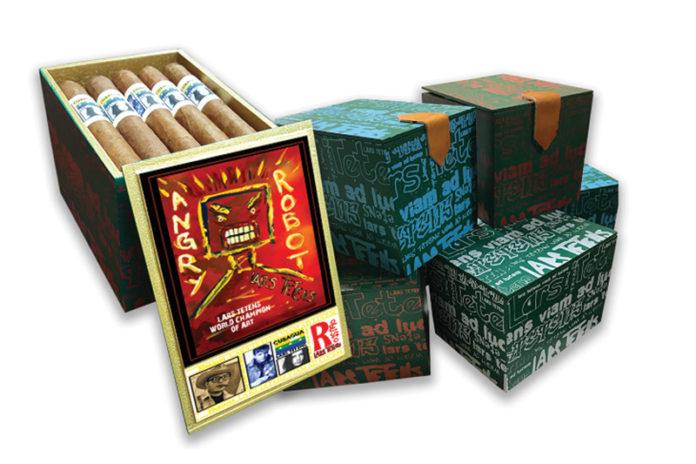 Alec Bradley Reveal Lars Tetens Relaunch Cigar Lines