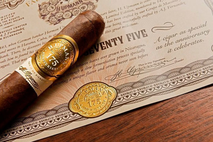 Altadis U.S.A. Unveils the H. Upmann 175th Anniversary