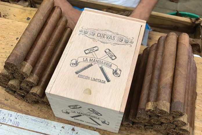 Casa Cuevas Limited La Mandarria Releasing at IPCPR 2019