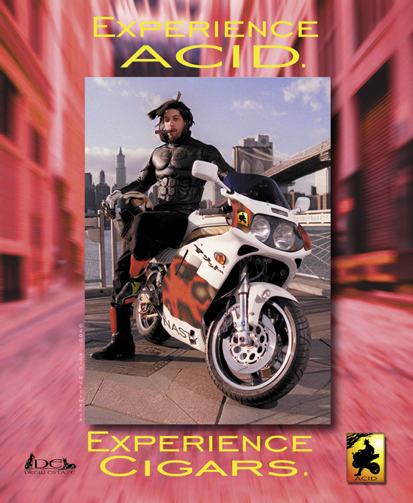 Re-Experiencing Acid: A Look at Drew Estate's Iconic Brand