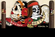 Fat Bottom Betty Toro and Sweet Jane Dia de los Muertos Line Extensions