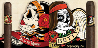 Fat Bottom Betty Toro and Sweet Jane Dia de los Muertos Line Extensions