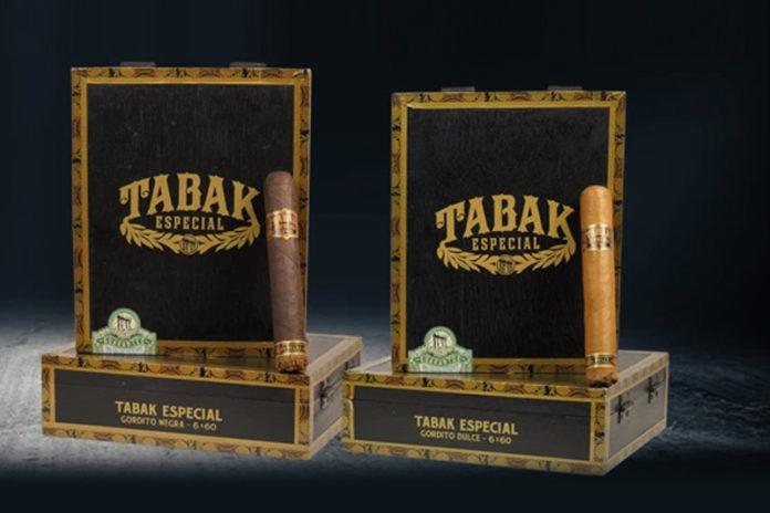 Drew Estate Unveils Tabak Especial Gordito