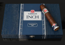 E.P. Carrillo's Inch Limited Edition 2019 Shipping in September