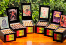 Foundation Cigar Co. Refreshes The Upsetters' Packaging