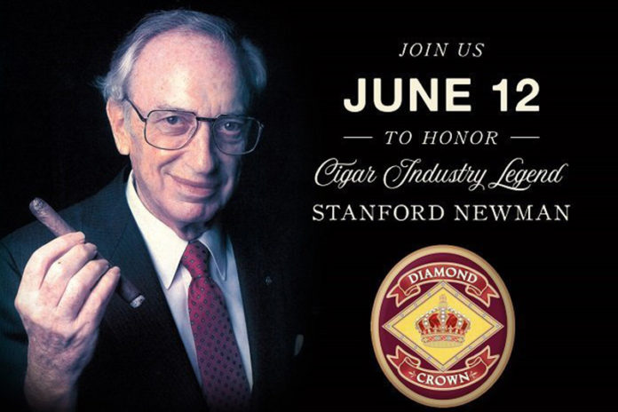 J.C. Newman Cigar Company to honor Stanford Newman with Facebook Live Event