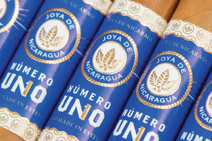Joya de Nicaragua Releasing Número Uno at IPCPR 2019