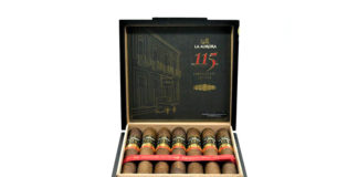 La Aurora 115th Anniversary Cigar Available at IPCPR 2019