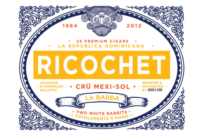 La Barba Cigars Ricochet Mexi-Sol to Debut at IPCPR 2019