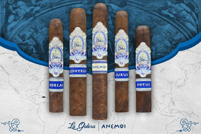 La Galera Cigars to Debut Anemoi at IPCPR 2019
