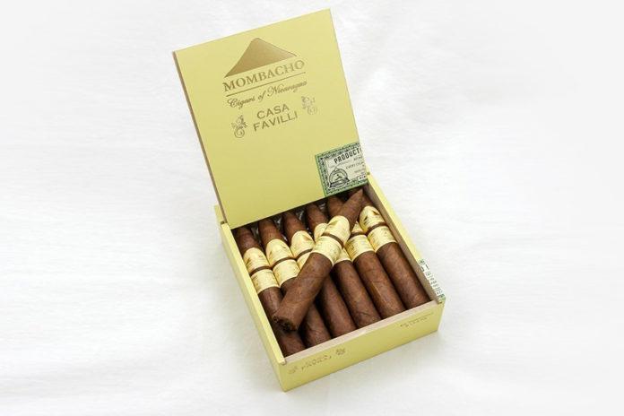 Mombacho Cigars Ships Casa Favilli Worldwide