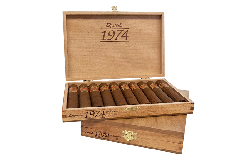 Quesada Cigars 1974