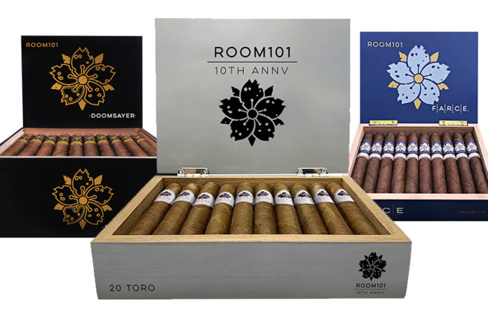 Room101 10th Anniversary, Farce Maduro, and Doomsayer Details Emerge