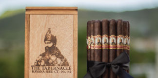 Foundation Cigar Company releases Lancero size for Tabernacle Havana Seed #142