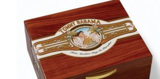 Tommy Bahama Hula Girl Humidor