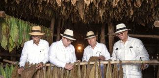 Davidoff - Henke Kelner, Eladio Diaz, Manuel Peralta, Hamlet Espinal