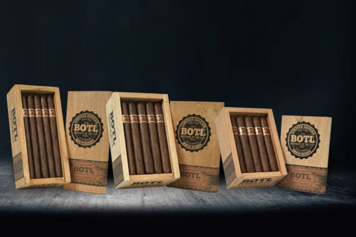 Drew Estate Relaunching BOTL in August 2019