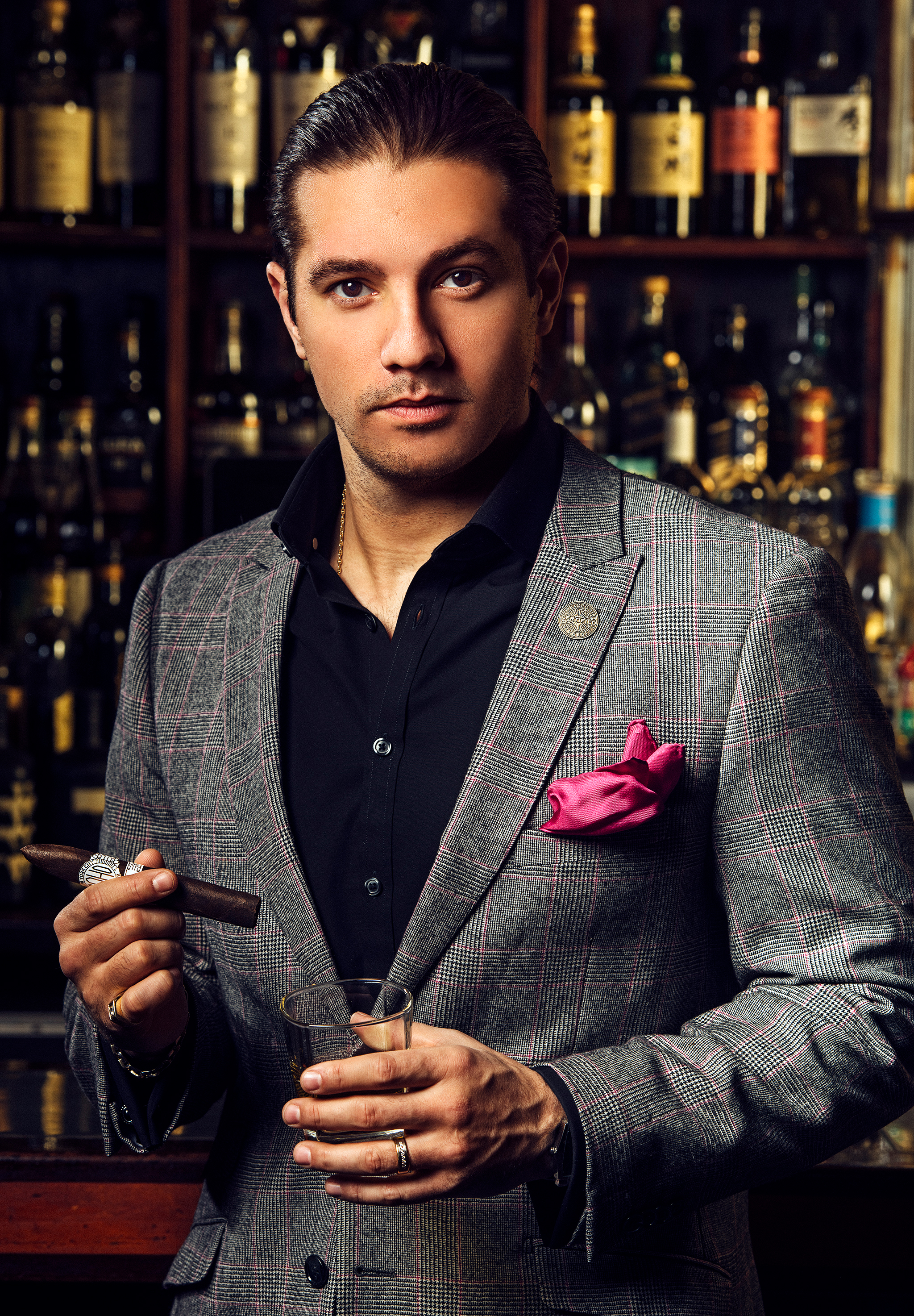 Mike Dounoulis, Soho Cigar Bar