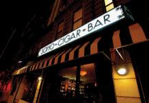 Mike Dounoulis, Soho Cigar Bar