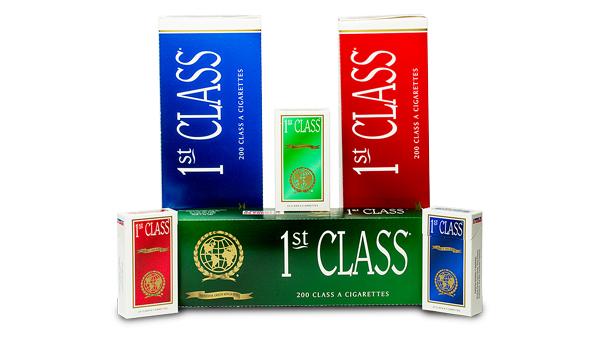 U.S. Tobacco Cooperative, First Class