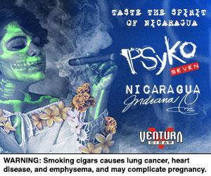 Ventura Cigar Company Psyko Nicaragua