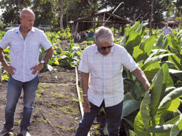 Luis and Luis Cuevas Jr. | Cuevas Cigars