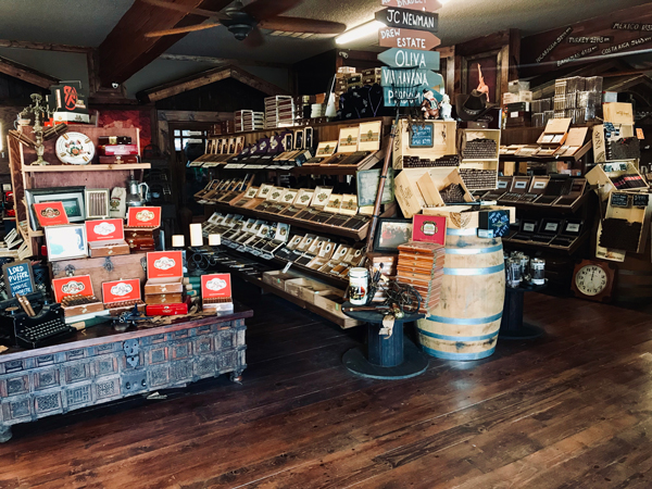 Angela Yue | Lord Puffer Tobacconist
