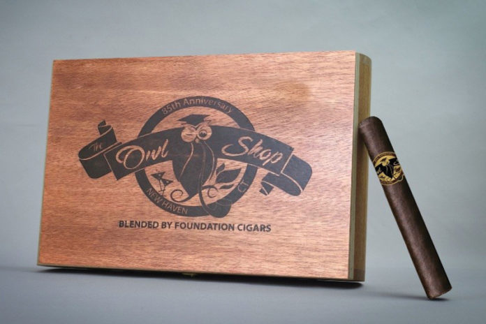 Foundation Cigar Co. celebrates The Owl Shop's 85th Anniversary
