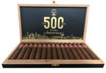 HVC Cigars Celebrates Havana's 500th Birthday