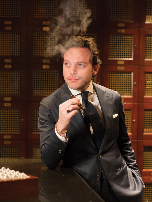Nat Sherman - Cultivating Excellence | Michael Herklots
