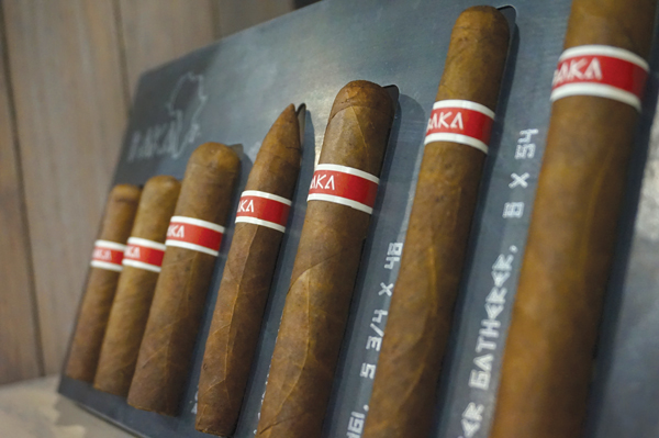 Baka | RoMa Craft Tobac