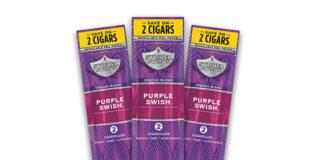 Swisher Sweets Purple Swish