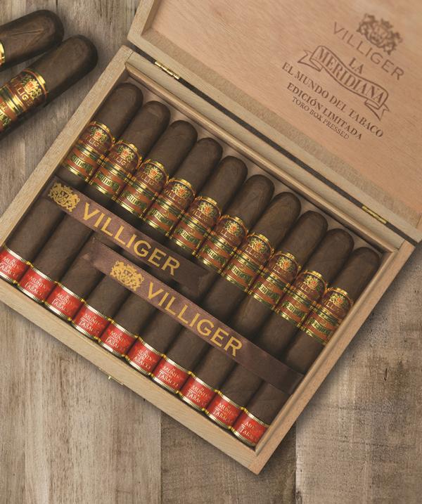 Villiger Cigars   La Meridiana