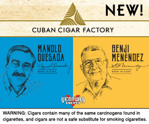 Ventura Cigar Company Cuban Cigar Factory