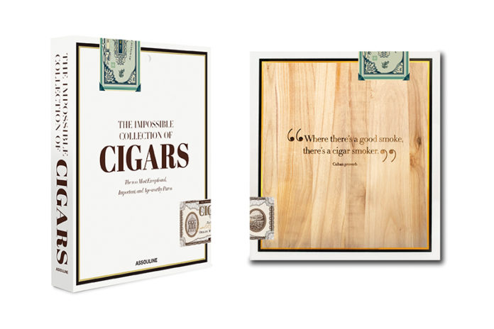 Aaron Sigmond | The Impossible Collection of Cigars