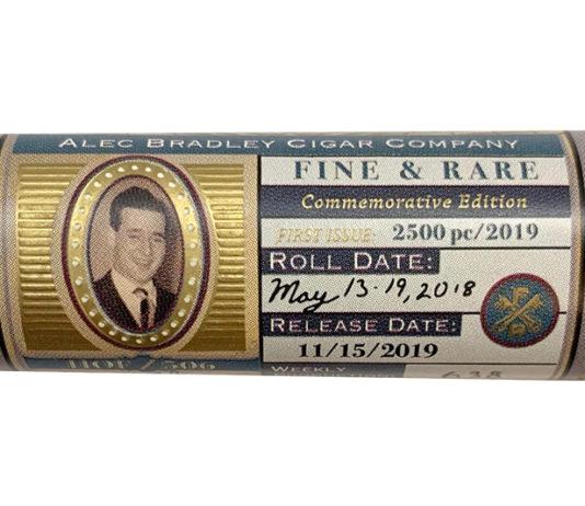 Alec Bradley Cigar Co. Announces Fine & Rare HOF / 506